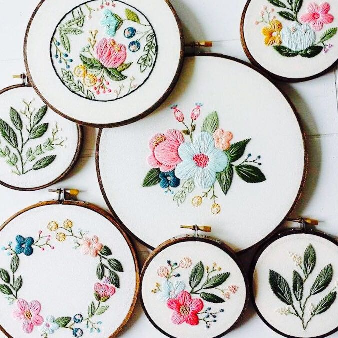 Embroidery - Manufacturing - Retail