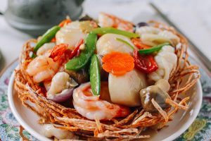 Restaurant - Chinese Cuisine - Takeaway - Seafood