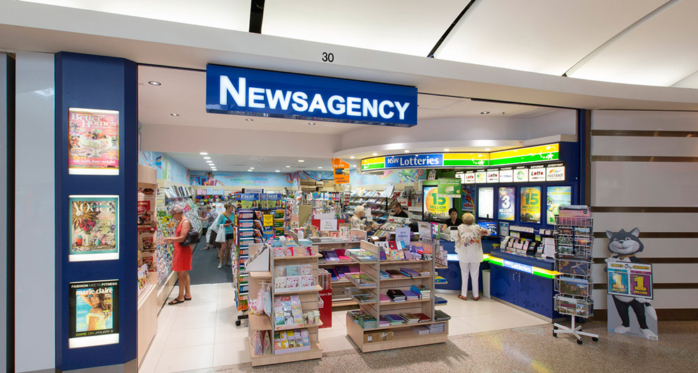 Newsagency - Retail