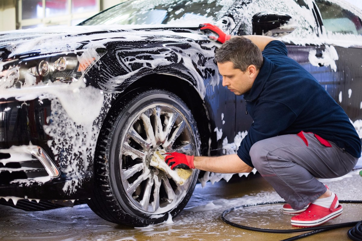 Car Wash - Cafe